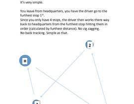 KHutton9907 tarafından Design a delivery plan that minimizes cost için no 1