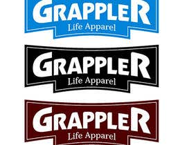 harsha456d tarafından I need a simple one color logo designed for a clothing line.  The logo needs to be simple but yet recognizable once the customer has seen it.  I do not want letters or the name in the logo.  www.zazzle.com/grappler_life için no 20