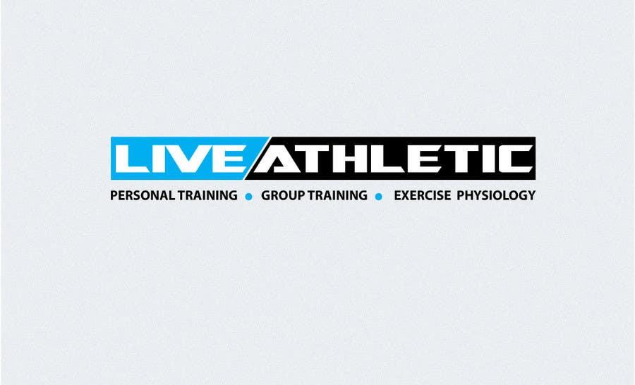 Konkurrenceindlæg #872 for Logo Design for LIVE ATHLETIC