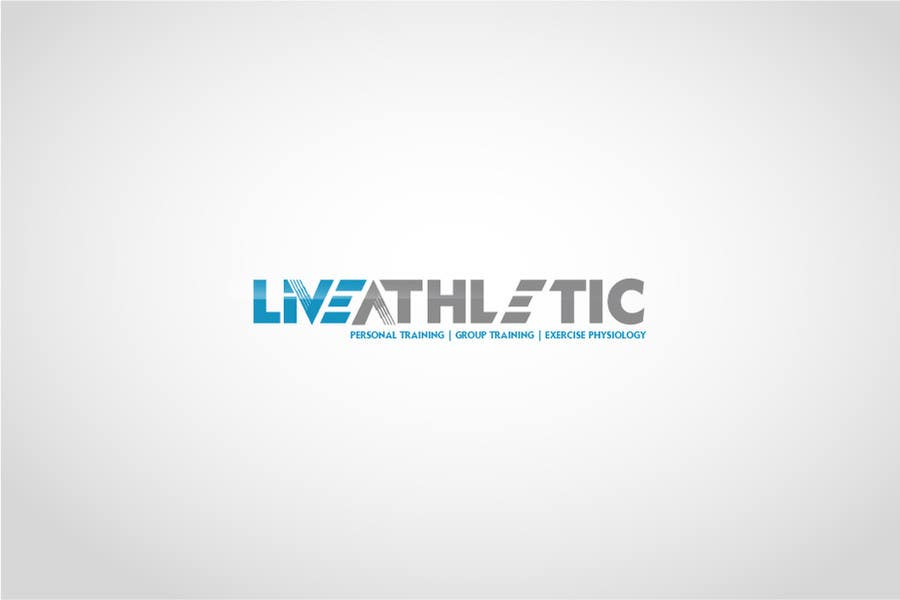 #634 for Logo Design for LIVE ATHLETIC by mdimitris