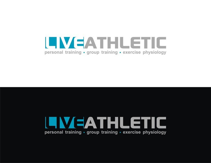 #543 for Logo Design for LIVE ATHLETIC by sourav221v