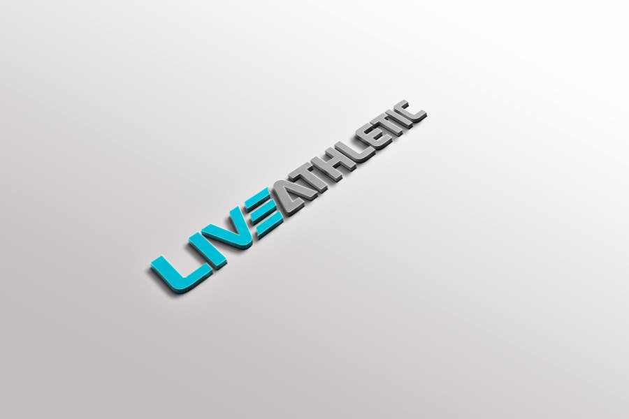 #400 for Logo Design for LIVE ATHLETIC by sourav221v