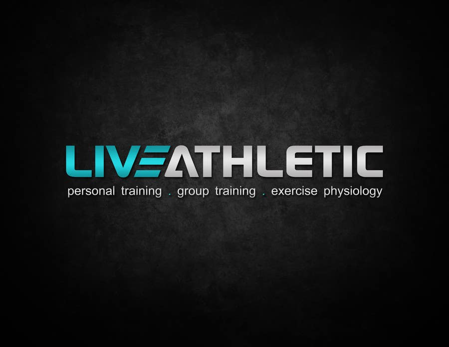 #322 for Logo Design for LIVE ATHLETIC by sourav221v