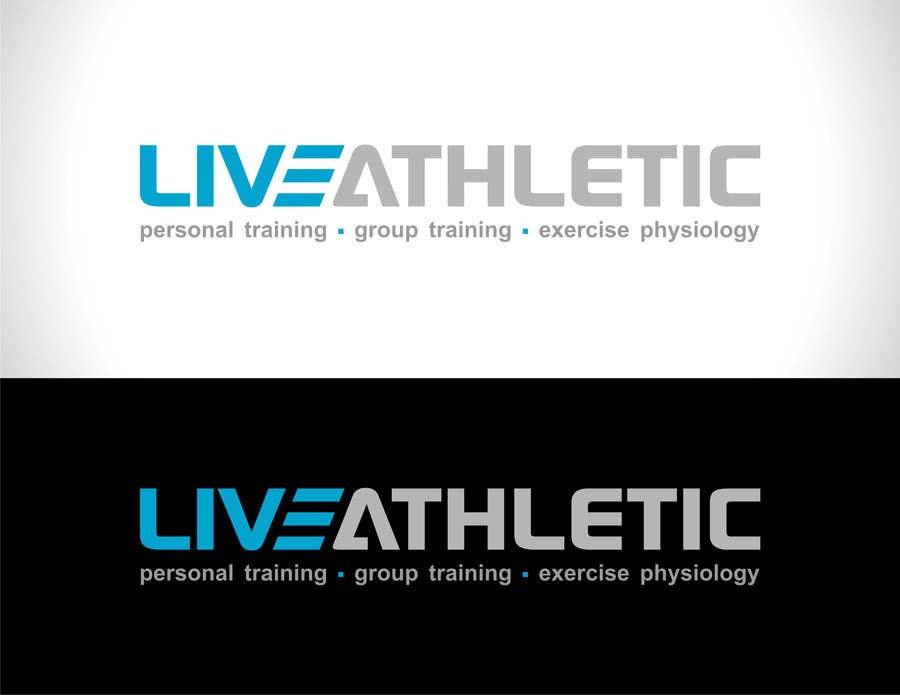 #533 for Logo Design for LIVE ATHLETIC by sourav221v