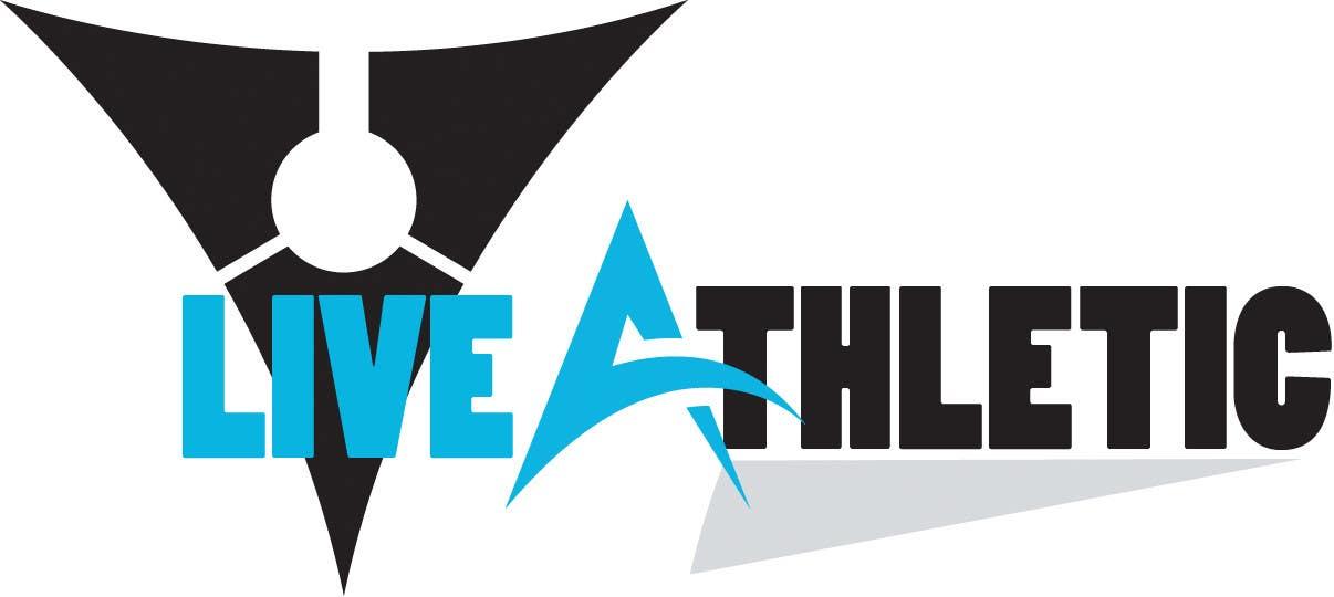 Inscrição nº 943 do Concurso para Logo Design for LIVE ATHLETIC