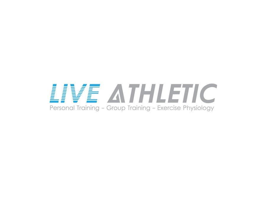 Konkurrenceindlæg #770 for Logo Design for LIVE ATHLETIC