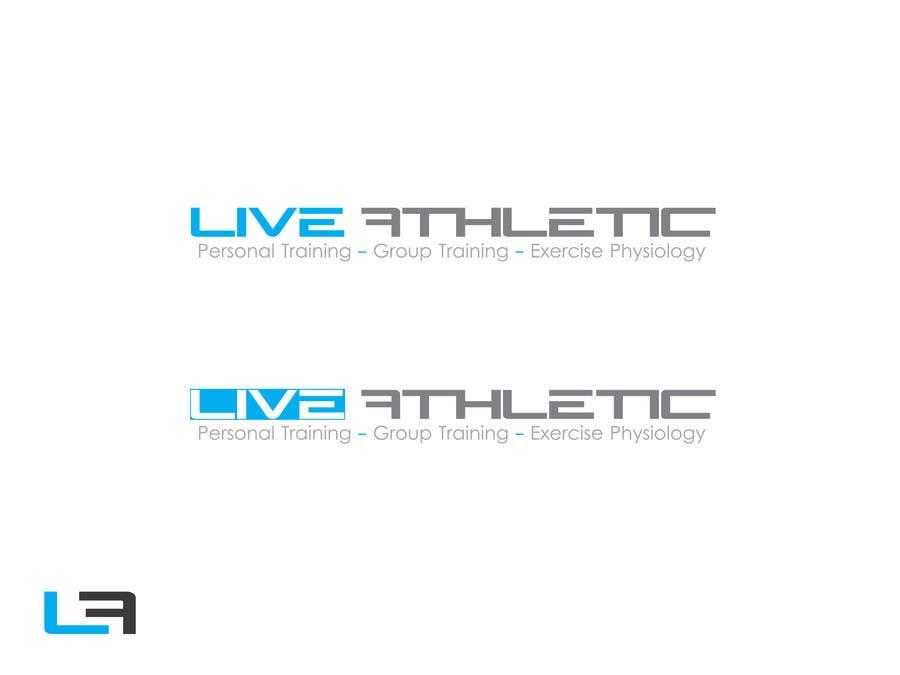 Inscrição nº 825 do Concurso para Logo Design for LIVE ATHLETIC