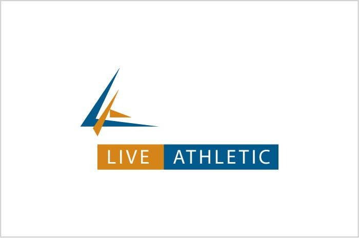 Konkurrenceindlæg #725 for Logo Design for LIVE ATHLETIC