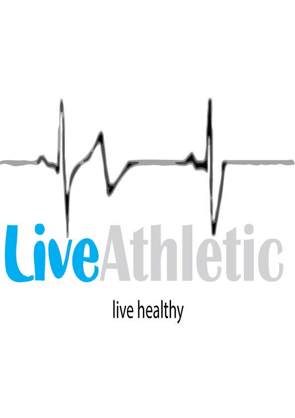 Inscrição nº 529 do Concurso para Logo Design for LIVE ATHLETIC
