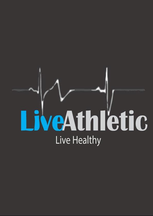 Konkurrenceindlæg #631 for Logo Design for LIVE ATHLETIC