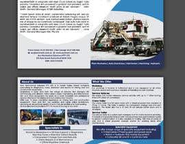 #22 za Design a Brochure For Mining Mechanic od Rajib1688