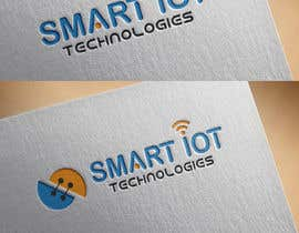"#6 untuk Design Logo and stationery for company with title ""SMART IoT Technologies"" Mumbai oleh Jeevakavish"