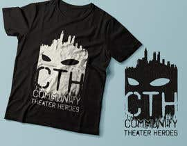 #132 for Community Theater Heroes Logo Contest by Exer1976