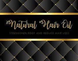 NURHAFIZAH5450 tarafından Create a Design for Natural Hair oil box için no 4