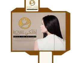 #2 for Create a Design for Natural Hair oil box by amirshosha