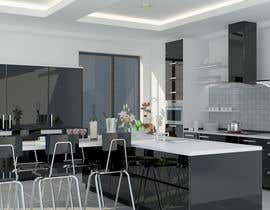 #14 for Kitchen Layout and Design by ArZuni03