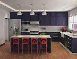 #9 for Kitchen Layout and Design by alexneri777