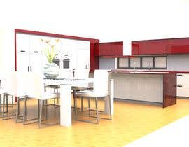 #6 for Kitchen Layout and Design by Arkhitekton007