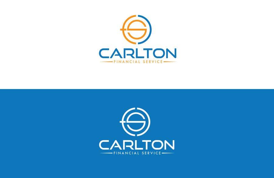 Kilpailutyö #38 kilpailussa Design a logo for Carlton Financial Service