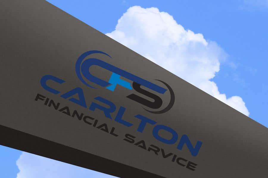 Kilpailutyö #33 kilpailussa Design a logo for Carlton Financial Service