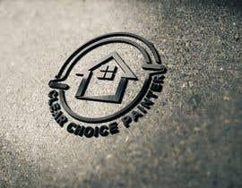 Nro 39 kilpailuun Painting Business Logo Design käyttäjältä Psynsation