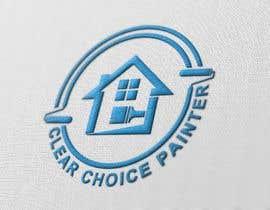 Nro 42 kilpailuun Painting Business Logo Design käyttäjältä Psynsation