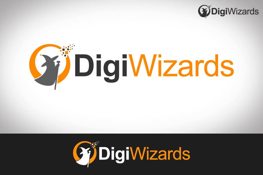 Конкурсная заявка №592 для Logo Design for DigiWizards