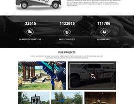#10 dla Design a Website Homepage (just a jpg design) przez WebCraft111