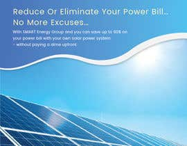 #135 untuk Customer Brochure - Solar Power Australia oleh ThroneStark