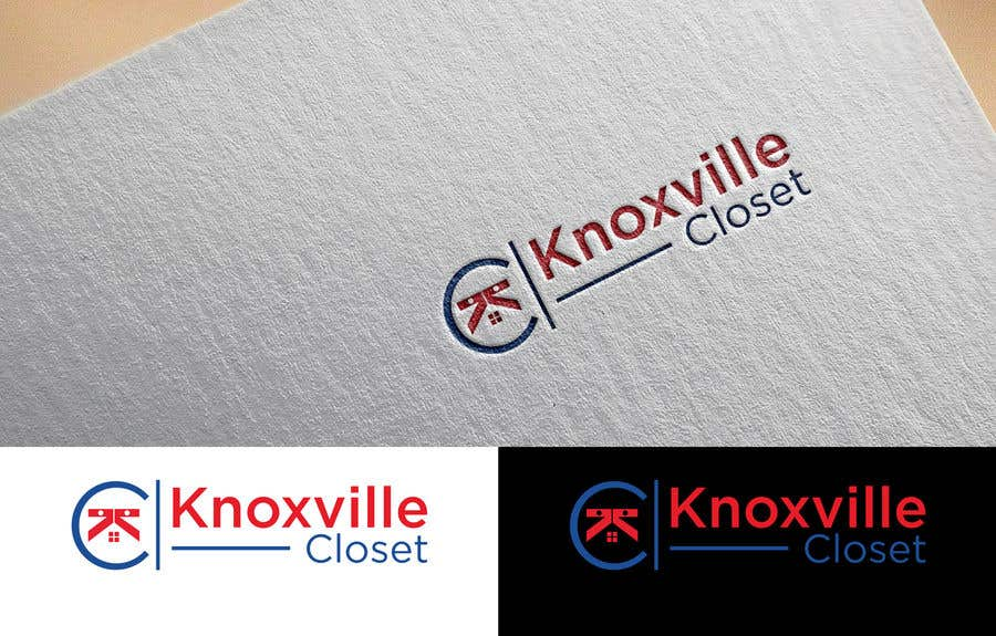 Entry #156 by RS336 for Start a logo contest for Knoxville Closet