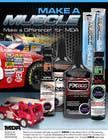 Advertisement Design for Throttle Muscle için Graphic Design1 No.lu Yarışma Girdisi