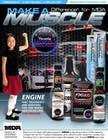 Advertisement Design for Throttle Muscle için Graphic Design47 No.lu Yarışma Girdisi