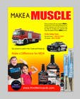 #49 for Advertisement Design for Throttle Muscle by asifhayder