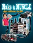 Advertisement Design for Throttle Muscle için Graphic Design46 No.lu Yarışma Girdisi