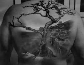 #18 untuk Design a huge tattoo for my back - starting with what I already have... oleh frontendguru