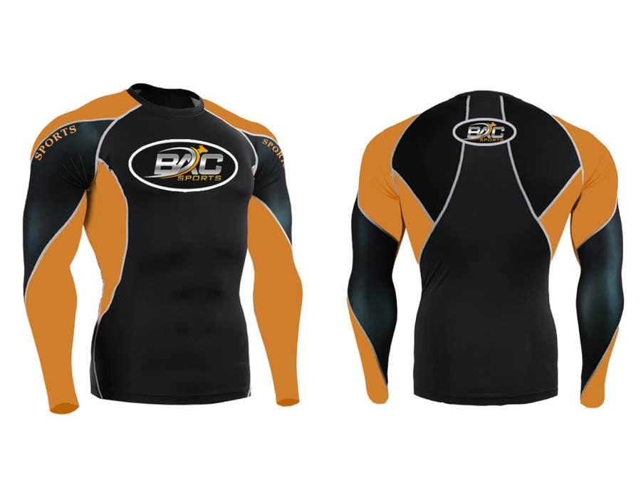 T shirt design for bac sports freelancer for Design t shirt sport