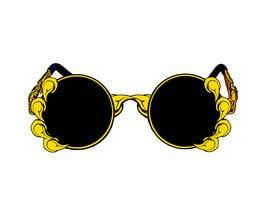 #6 dla Graphic Design Of Sunglasses Needed przez alienateDesign