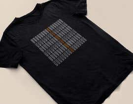 Nro 40 kilpailuun Graphic design for t-shirt käyttäjältä Mechis