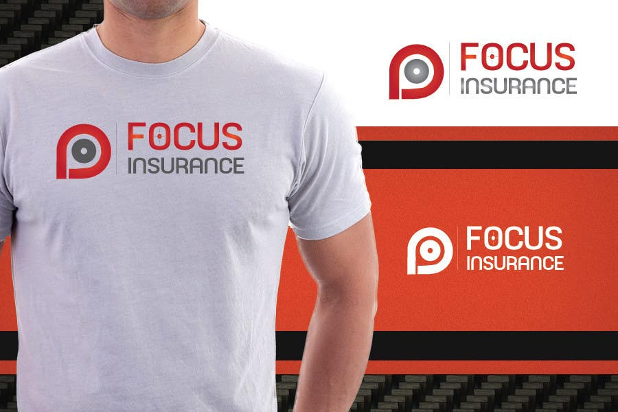 #410 for Logo Design for Focus Insurance by Sidqioe