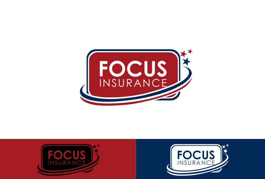 #576 for Logo Design for Focus Insurance by Anamh