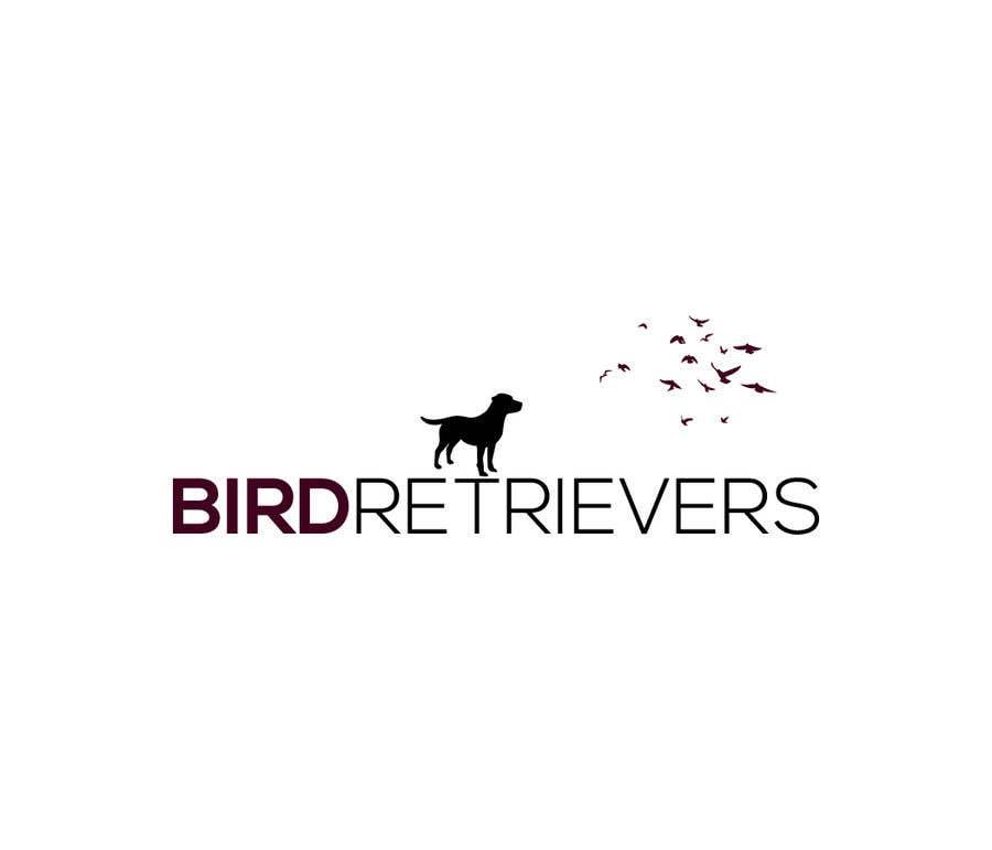 Contest Entry #11 for Dog trainer Logo, Bird Retrievers.