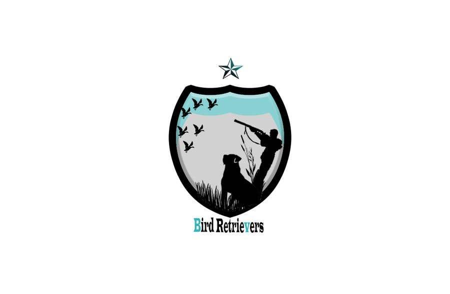 Contest Entry #31 for Dog trainer Logo, Bird Retrievers.