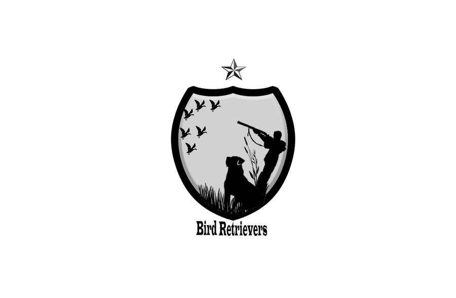 Contest Entry #33 for Dog trainer Logo, Bird Retrievers.