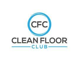 #53 for CLEAN FLOOR CLUB Logo Design by mr180553