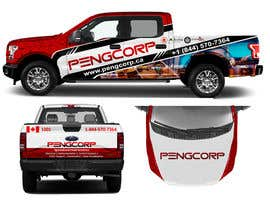 #41 for Vehicle Wrap for F150 by TheFaisal