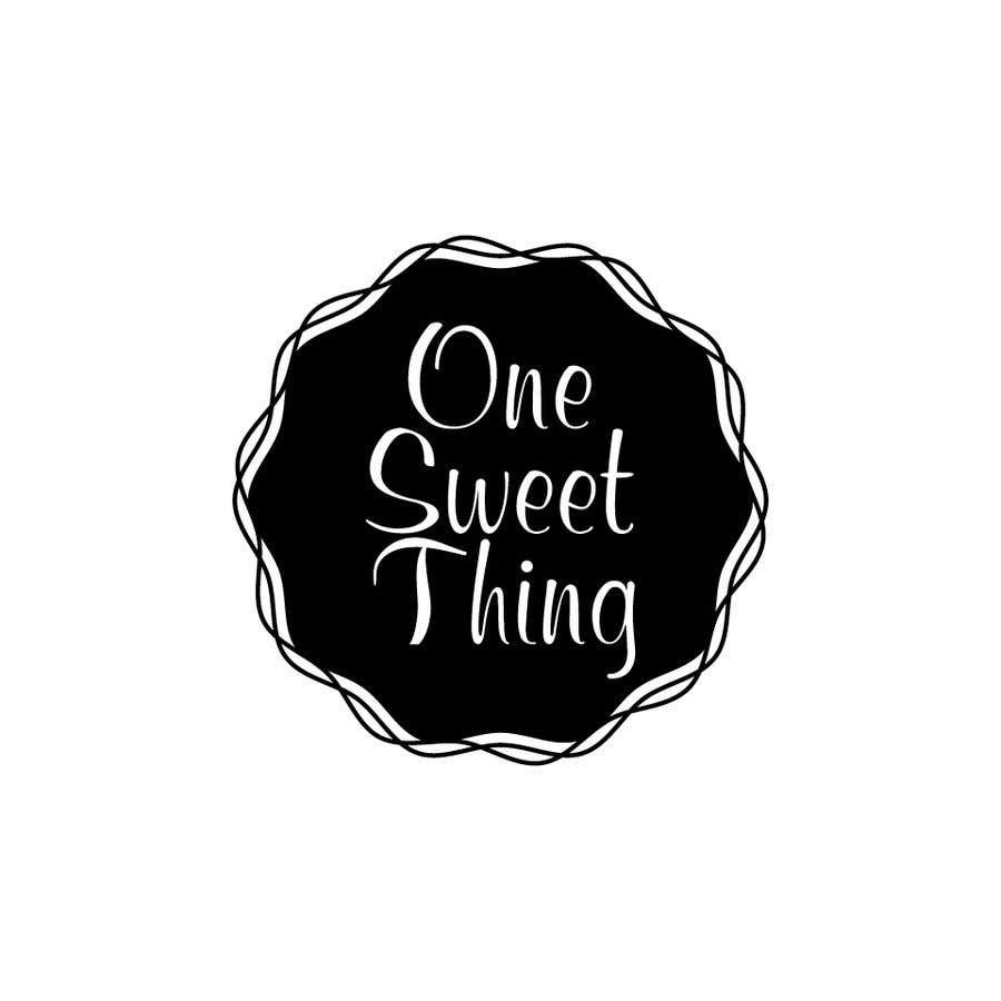 Конкурсная заявка №                                        85                                      для                                         Design a Logo - One Sweet Thing