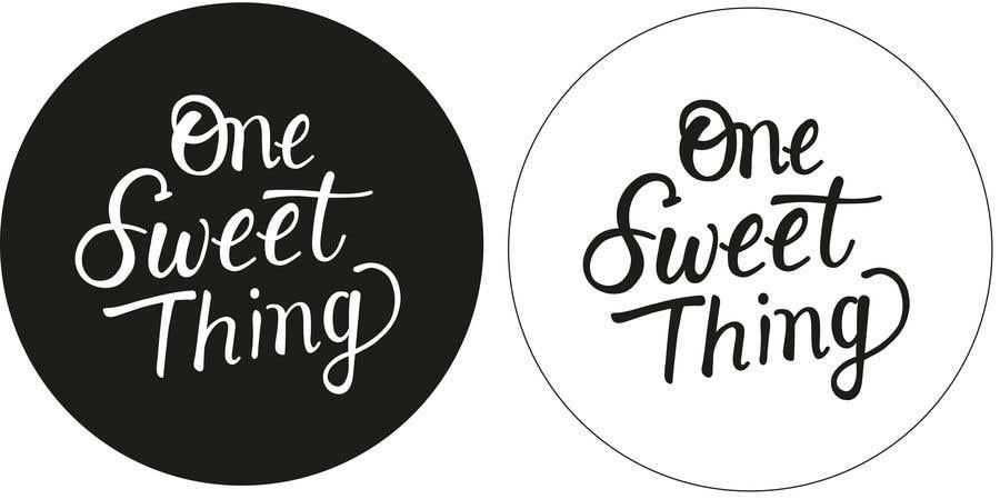 Конкурсная заявка №                                        90                                      для                                         Design a Logo - One Sweet Thing