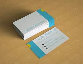 #257 cho design a business card bởi mvahid