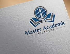 Nro 64 kilpailuun Logo Design for Master Academic Writers käyttäjältä imtiazhossain707