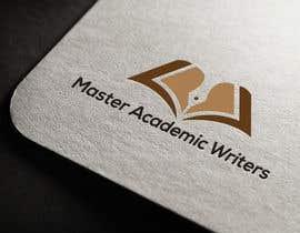 Nro 76 kilpailuun Logo Design for Master Academic Writers käyttäjältä rafsanurrahman27